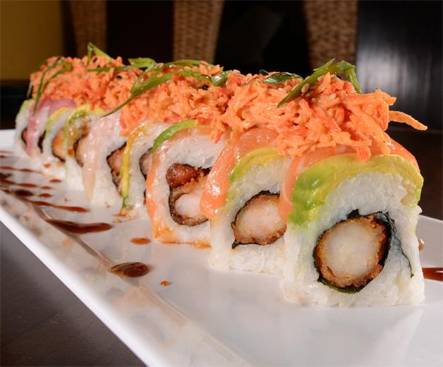 Amerikan Ichi Sushi  photo by Dante Fontana  Style Media Group