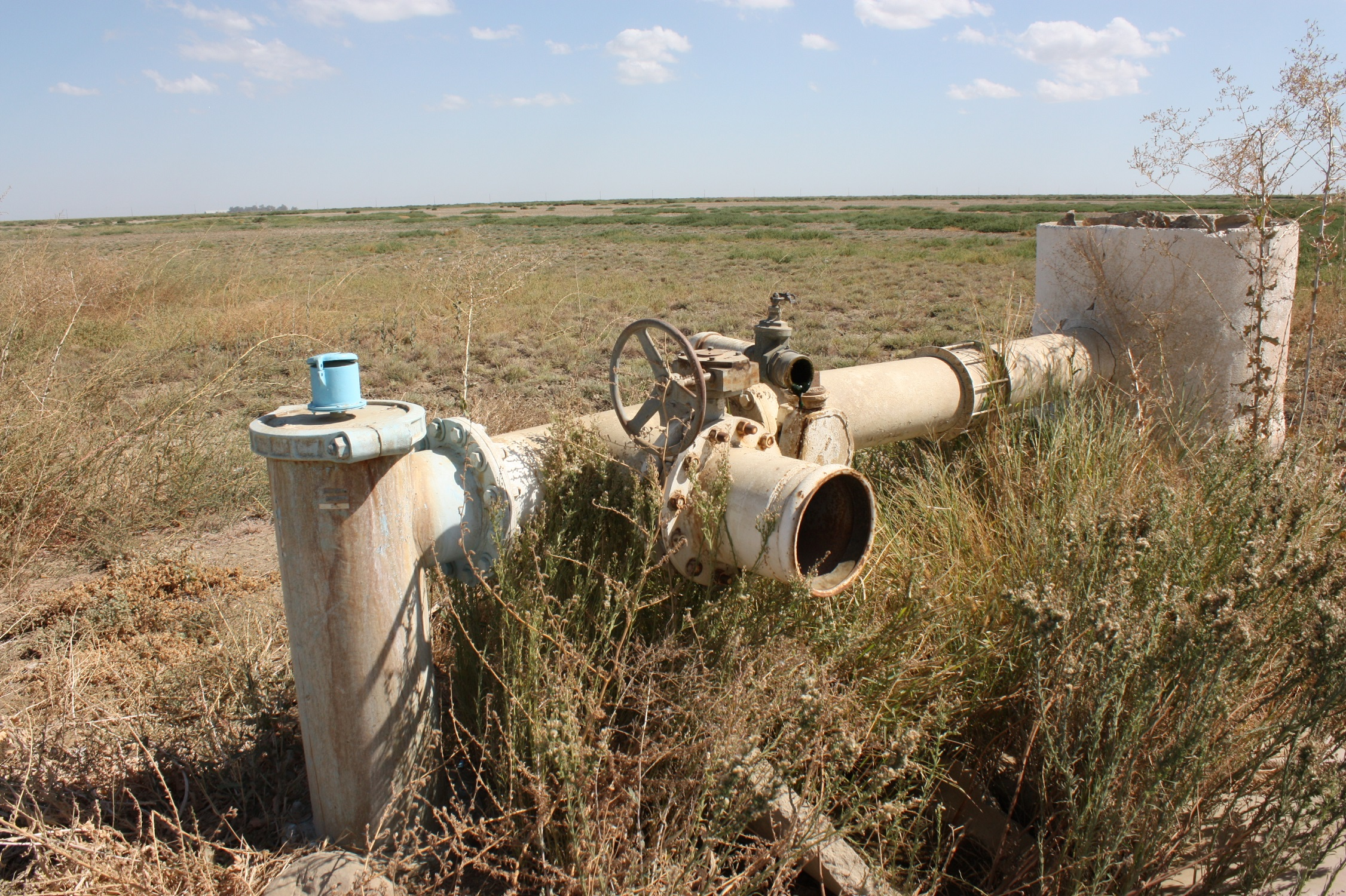 Stories from the Heartland Central California\'s water woes ...