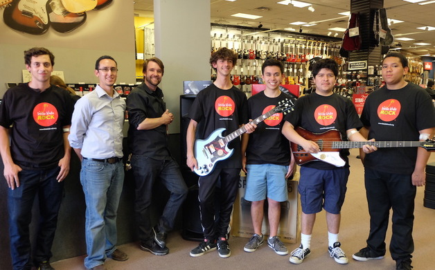 Guitar Center replaces some missing Marshall instruments | Altadena Point