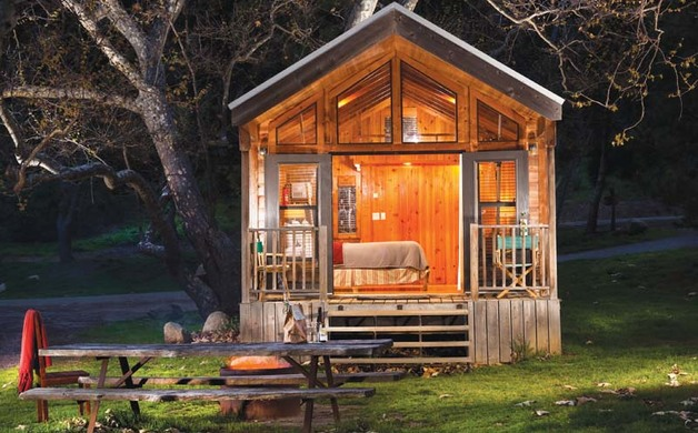 Glamping In California >> California Glamping Walnut Creek Magazine