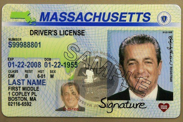 With Your Motor Registry Vehicles Of Tewksbury Security 'real Id' New Unveils Driver's Today License Massachusetts Features