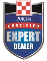 The Areas Certified Expert Purina Dealer
