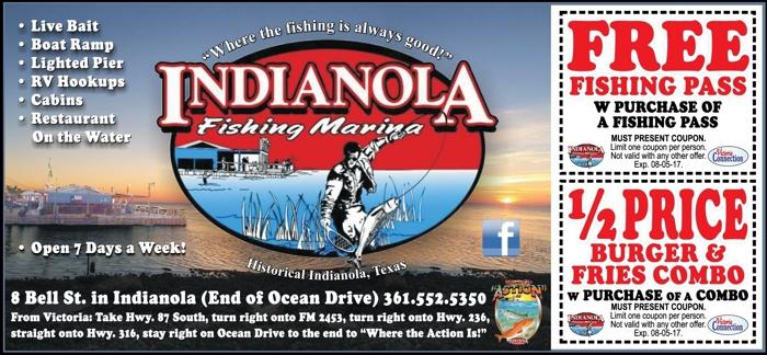 Indianola 20fishing 20marina 20  20vc 20  20june july 202017