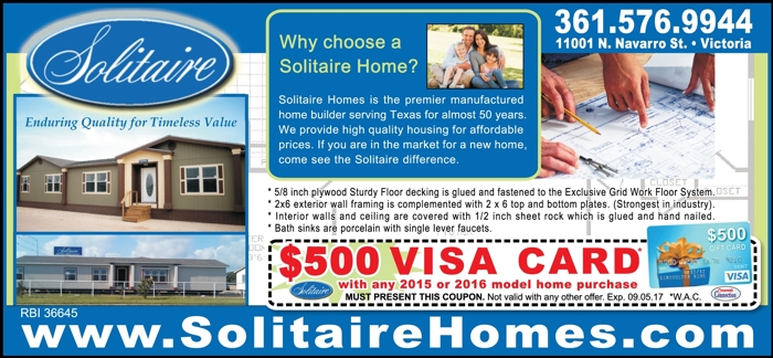 Solitaire 20homes 20of 20victoria 20  20cc 20  20july aug 202017