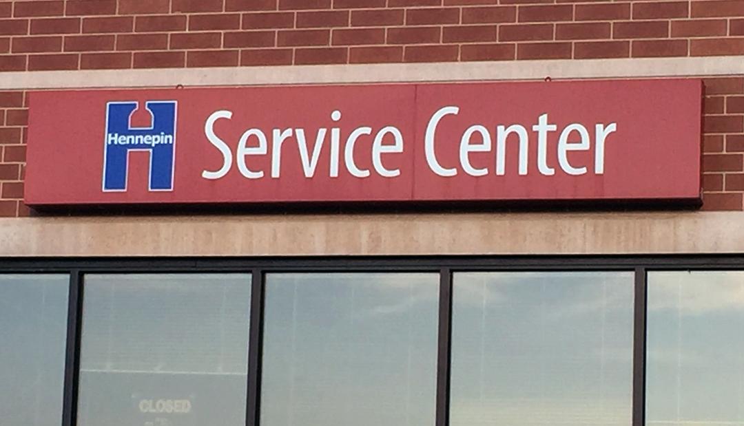 Hennepin County Service Center Maple Grove
