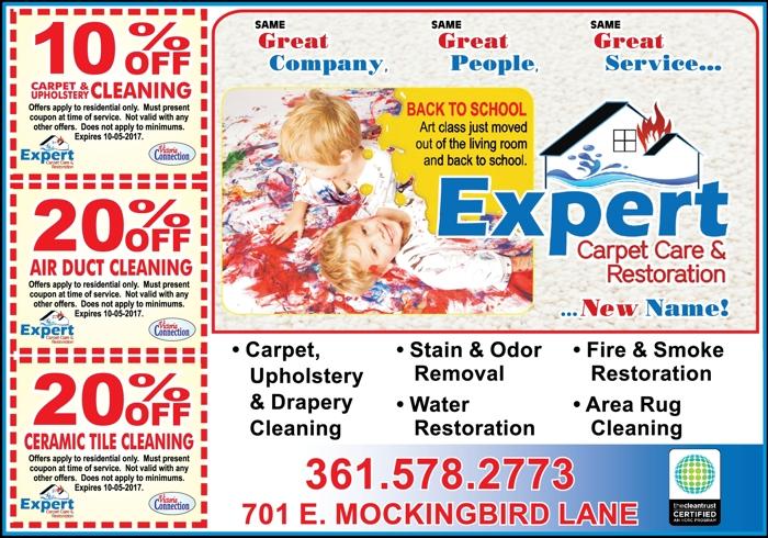 Expert 20carpet 20care 20  20restoration 20  20vc 20  20aug sept 202017