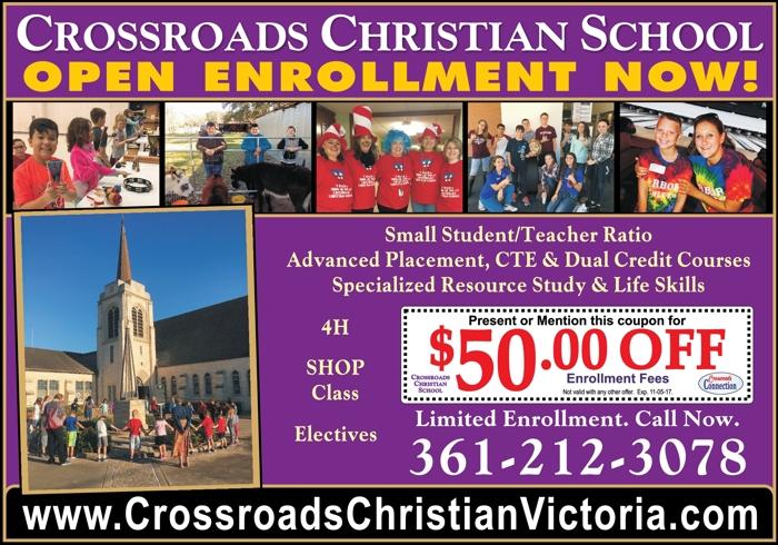 Crossroads 20christian 20school 20  20cc 20  20sept oct 202017