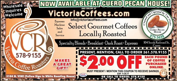 Victoria 20coffee 20roasters 20  20cc 20  20sept oct 202017