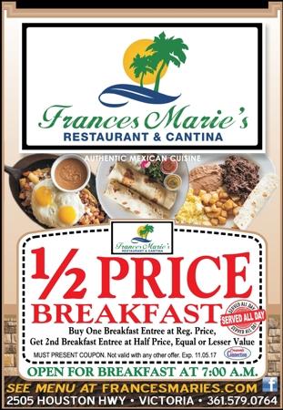 Frances 20marie s 20restaurant 20  20cantina 20  20cc 20  20sept oct 202017