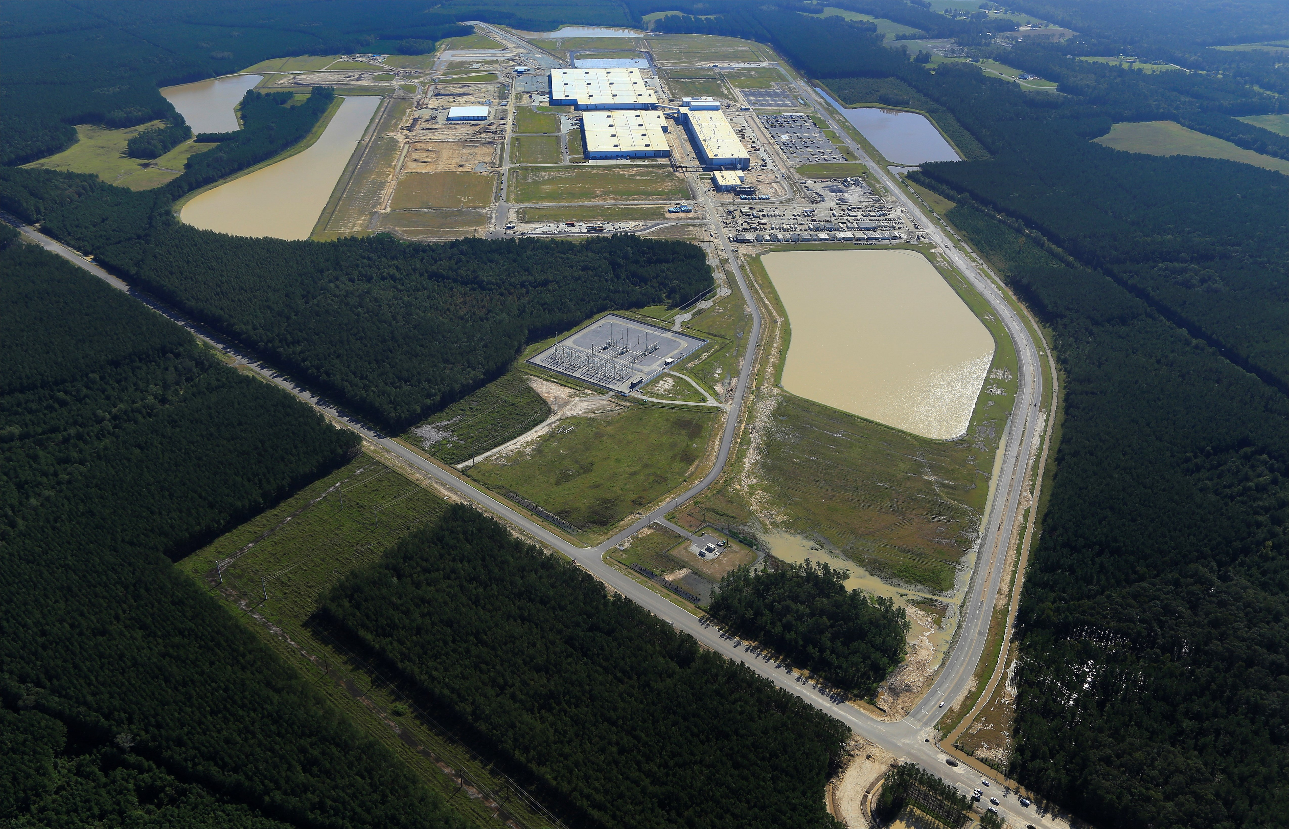 Volvo Cars growing Berkeley County operations