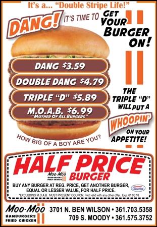 Moo moo 20hamburgers 20  20fried 20chicken 20  20cc 20  20nov dec 202017