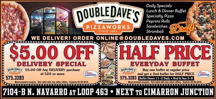 Doubledave s 20pizzaworks 20  20vc 20  20dec2017 jan2018