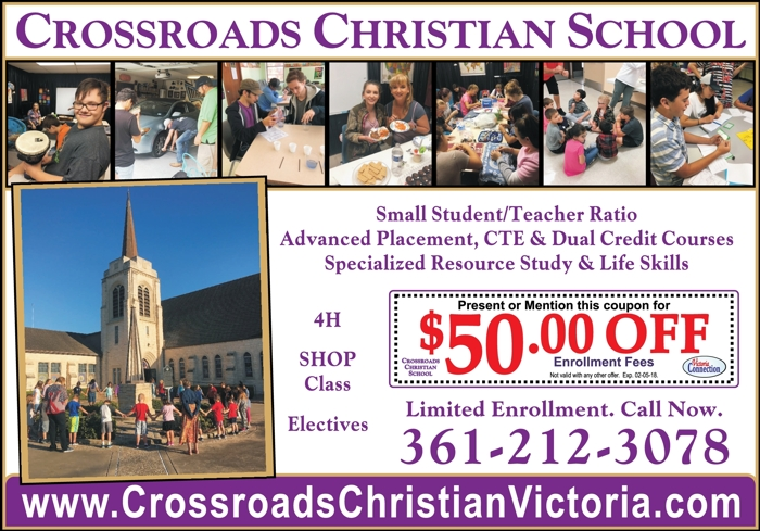 Crossroads 20christian 20school 20  20vc 20  20dec2017 jan2018