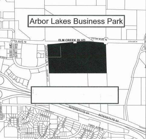 Arbor Lakes Business Park PUD Concept Stage Plan Receives