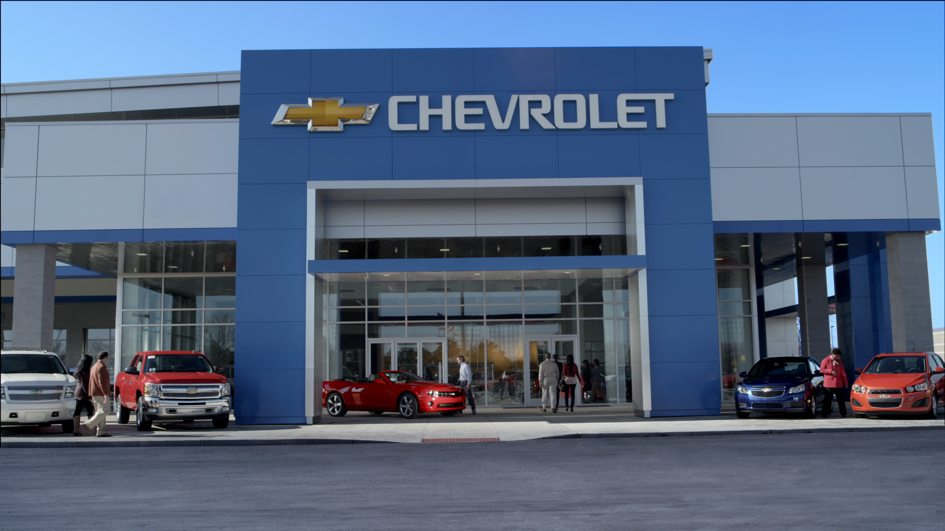 auto avenue in white river junction sees return of chevrolet dealership image magazine