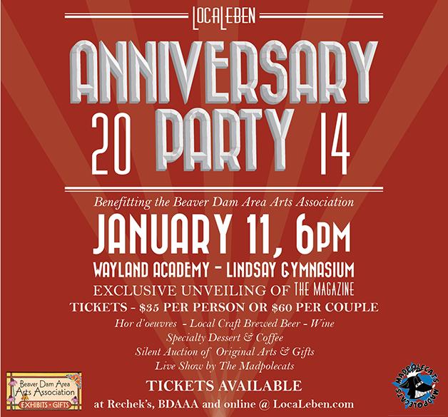 LocaLeben Anniversary Party 2014