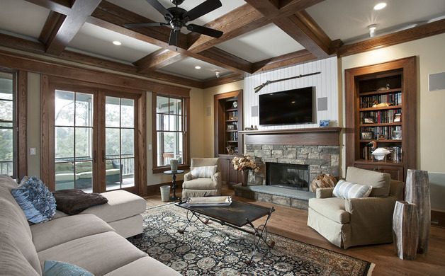 Custom Home By Ink Architecture And Interiors Charleston SC