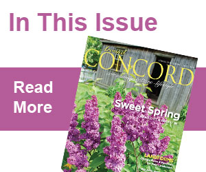 Spring 2014 Issue of Around Concord
