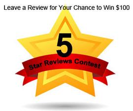 5-Star Reviews Contest