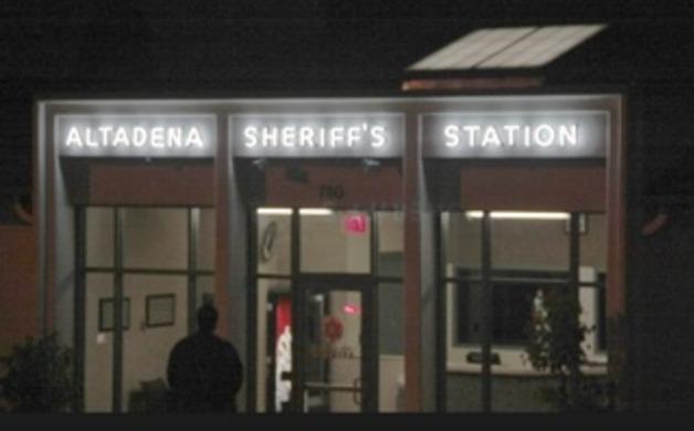 Crime blotter: March 29-April 4, 2015 | Altadena Point