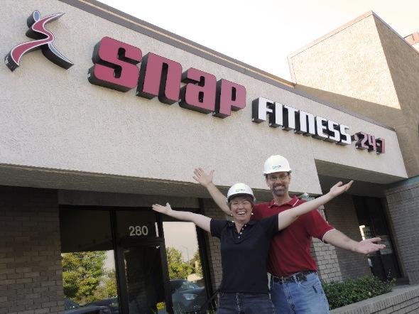 Snap Fitness, El Dorado Hills