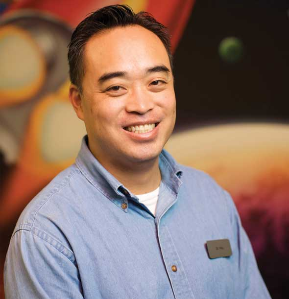 Dr. Chester Hsu