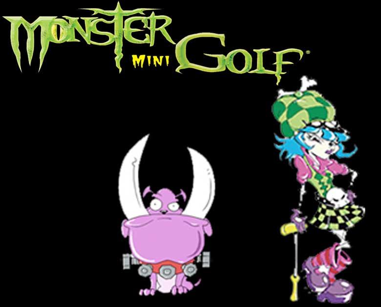 Monster Mini Golf