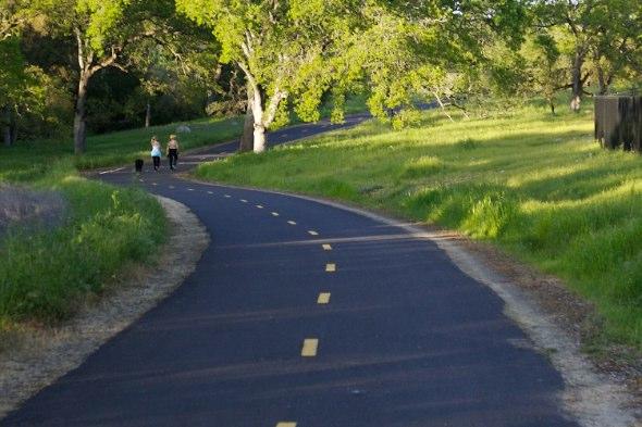 Miner's & False Ravine Trails in Roseville