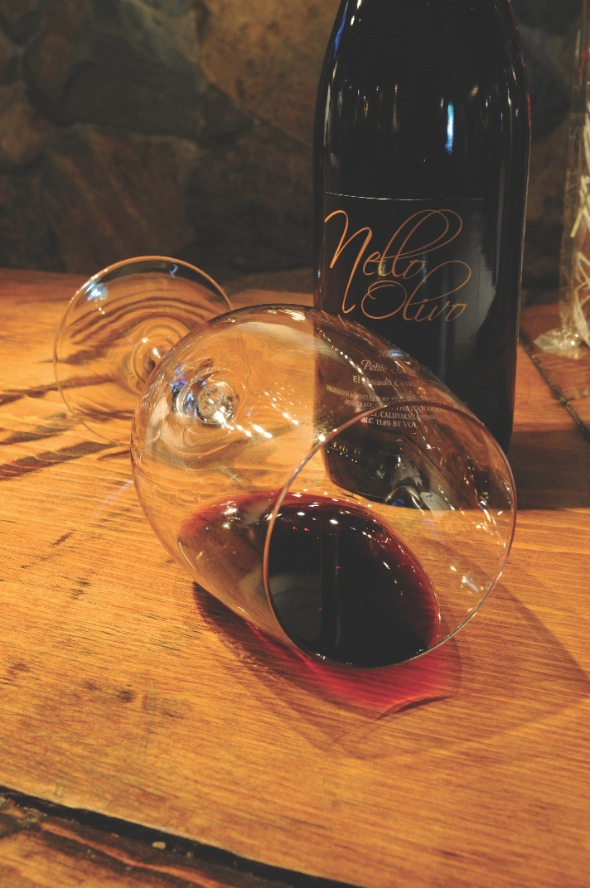 Nello Olivo Wine Tasting Room
