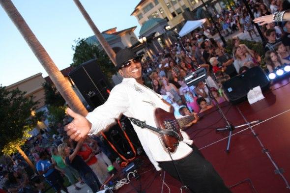 Palladio Summer Concert Series - Photo by David Gatti, Canyon Marketing