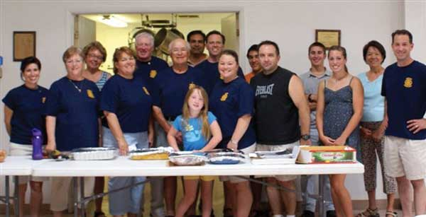 Rotary Club of Rocklin/Loomis Basin at The Gathering Inn