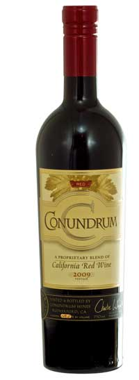 Conundrum Red by Caymus