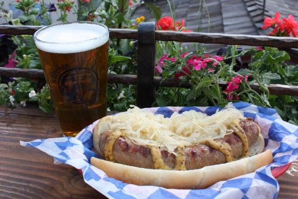 Munchen Haus Bavarian Grill and Beer Garden