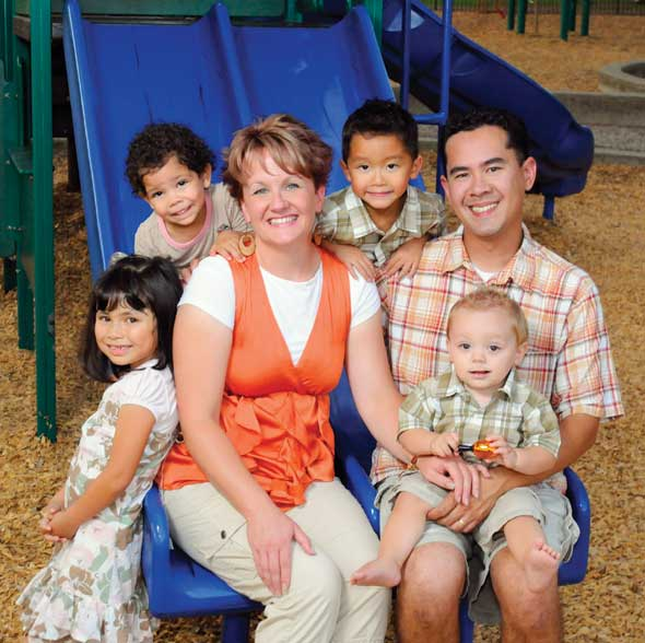 Adoption Stories - The Crans Family