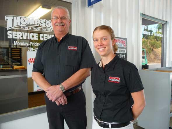 Thompsons Auto Service Center