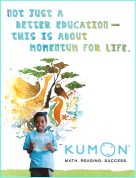 Kumon Math and Reading, Folsom