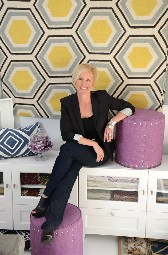 Kerrie Kelly - Kerrie Kelly Design Lab