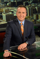 Teo Torres - KCRA 3 News Anchor   Photo by Dante Fontana  Style Media Group