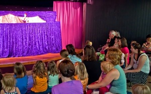 Puppet Show at Fairytale Town