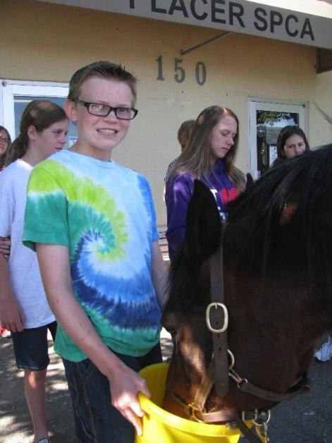 Placer SPCAs Humane Kids Camp