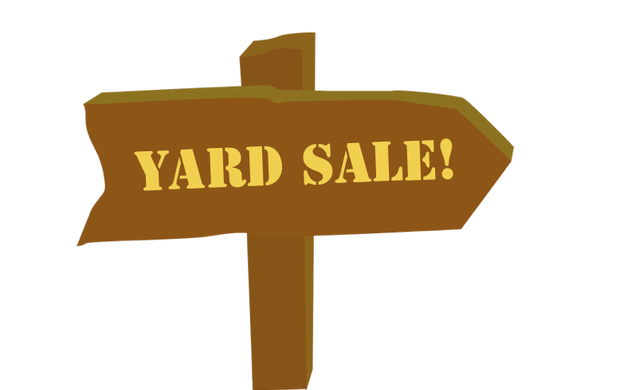 Get in on the Yard Sale Roundup | Altadena Point