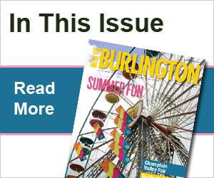 Best of Burlington - Summer 2014
