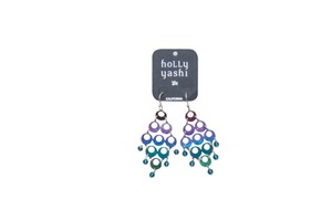 Holly Yashi earrings 53 at Rainbow Bridge Jewelers