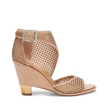 Vince Camuto Signature Tashell in buff resina  29498 at bella talloni