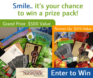Sunnyside Dental Sweepstakes