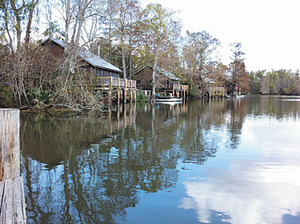 State of camping acadiana lifestyle for Lake fausse pointe cabins