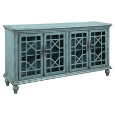 four door Media Credenza, $949 at affordable furniture and blinds