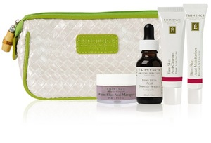 Eminence Firm Skin Starter Kit, $59 AT  STUDIO B SALON AND SPA
