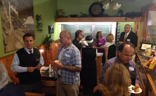 "Chamber ""power breakfast"" crowds the house 