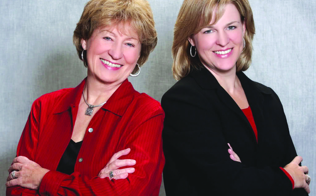 Ann Davis and Stephanie Bellanova have formed the mother-daughter team that runs ERA Central Realty